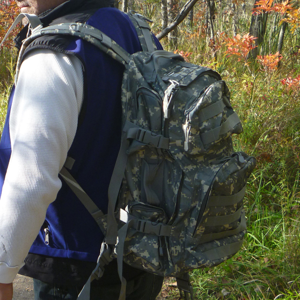 VISM NcStar Tactical Back Pack