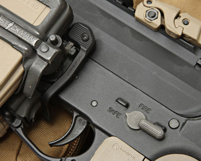 Magpul Battery Assist Device (B.A.D. Lever)