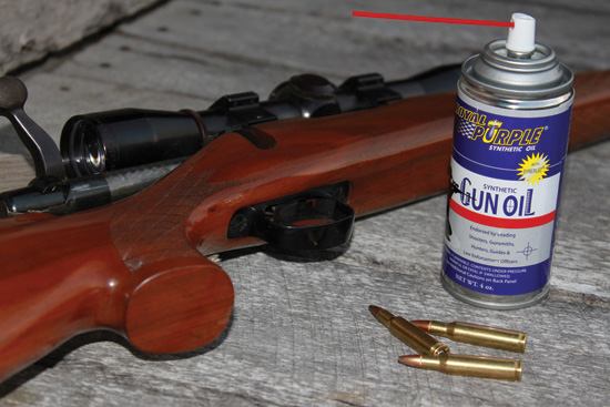 Royal Purple Gun Lube Review