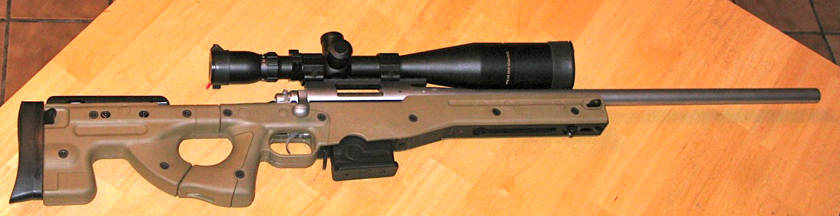 How to Swap a Remington 5R Stock with an AICS Stock