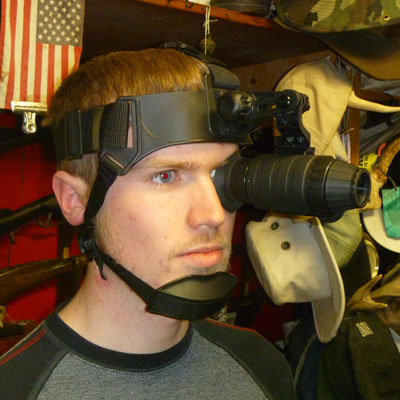 Pulsar Challenger G2+ 1×21 Night-Vision Goggles Review