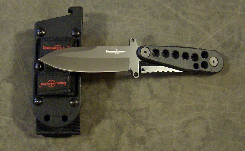 Timberline Tactical ECS-3 Knife Review