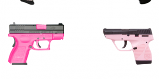Do Ladies Really Want a Pink Gun?