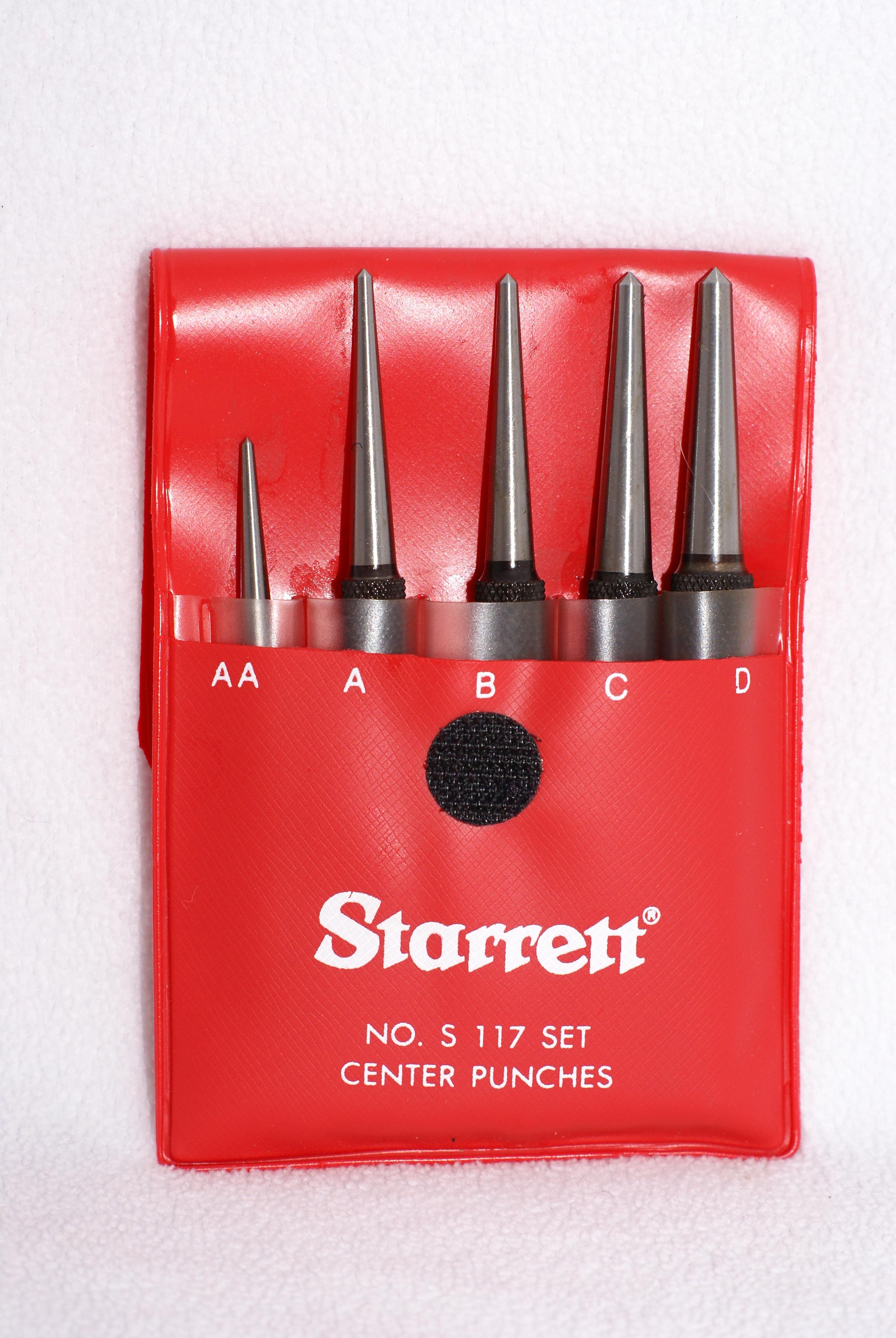 Starrett tool dating