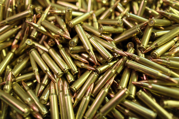 Ammo Shortage in America and Other topics