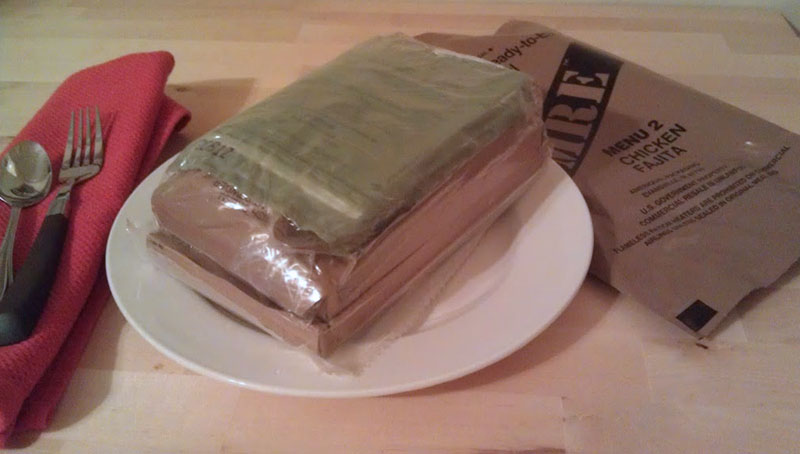 MRE, Meal, Ready-to-Eat