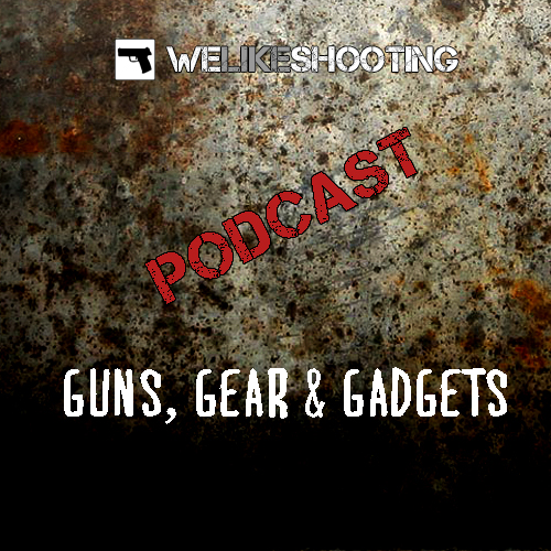 Episode 5: Guns, Gear & Gadgets podcast – Boots, Apps, purses and our first bleep!