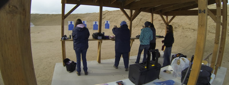A Girl and a Gun Womens Shooting League – Doing good work