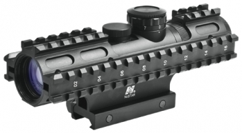 NcStar P4 Compact 3-9x Scope Review