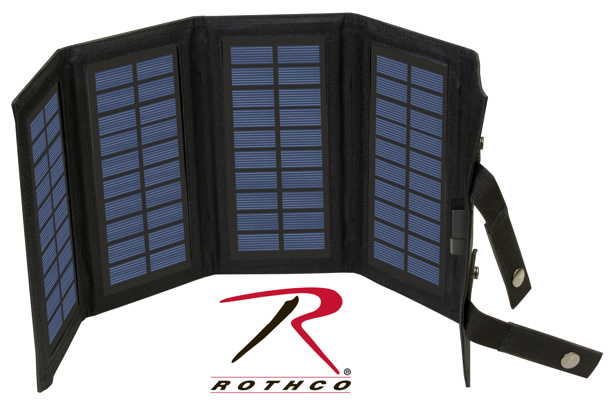 Nordic Components and Rothco Solar Panel Unboxing