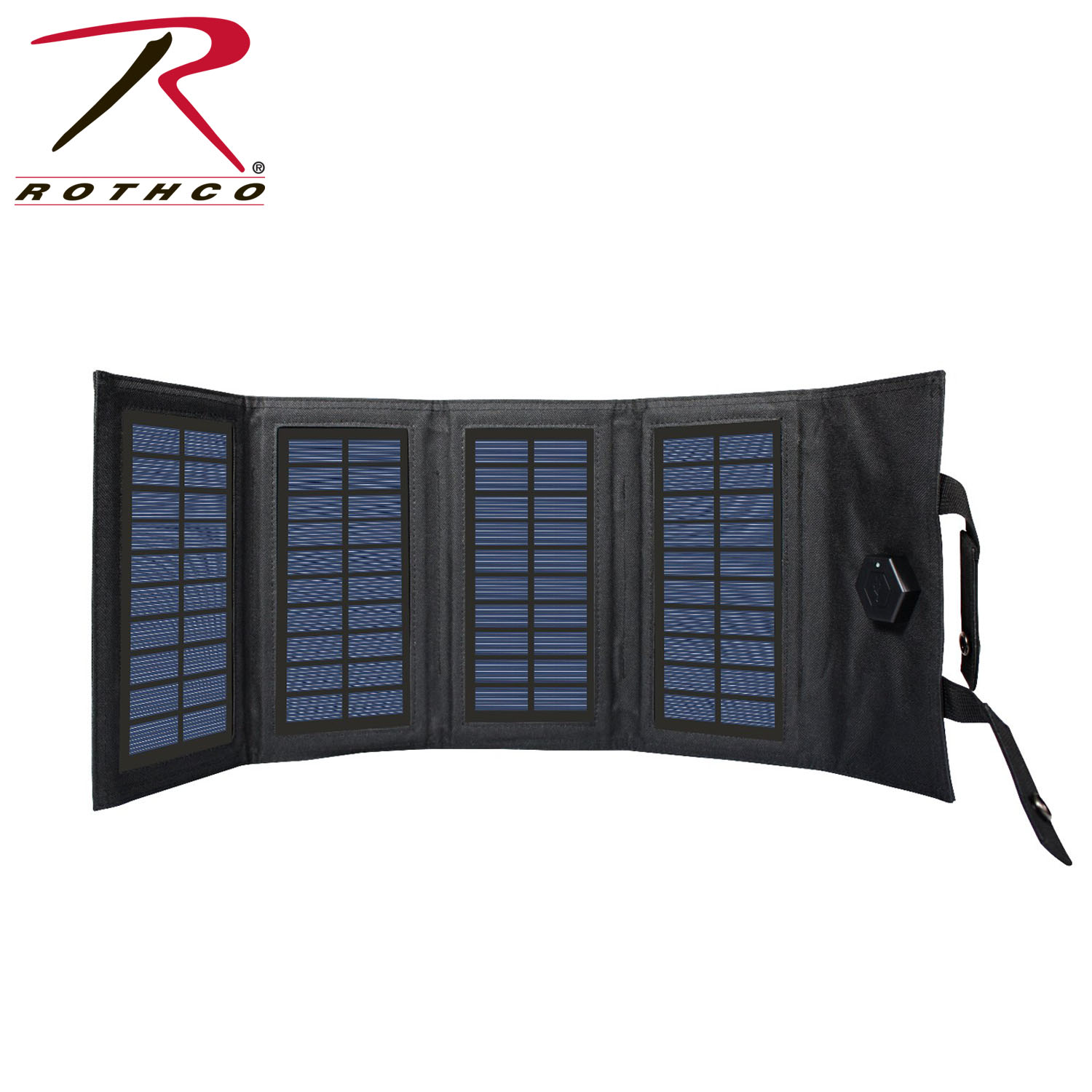 Rothco M.O.L.L.E. Portable Solar Charger Review