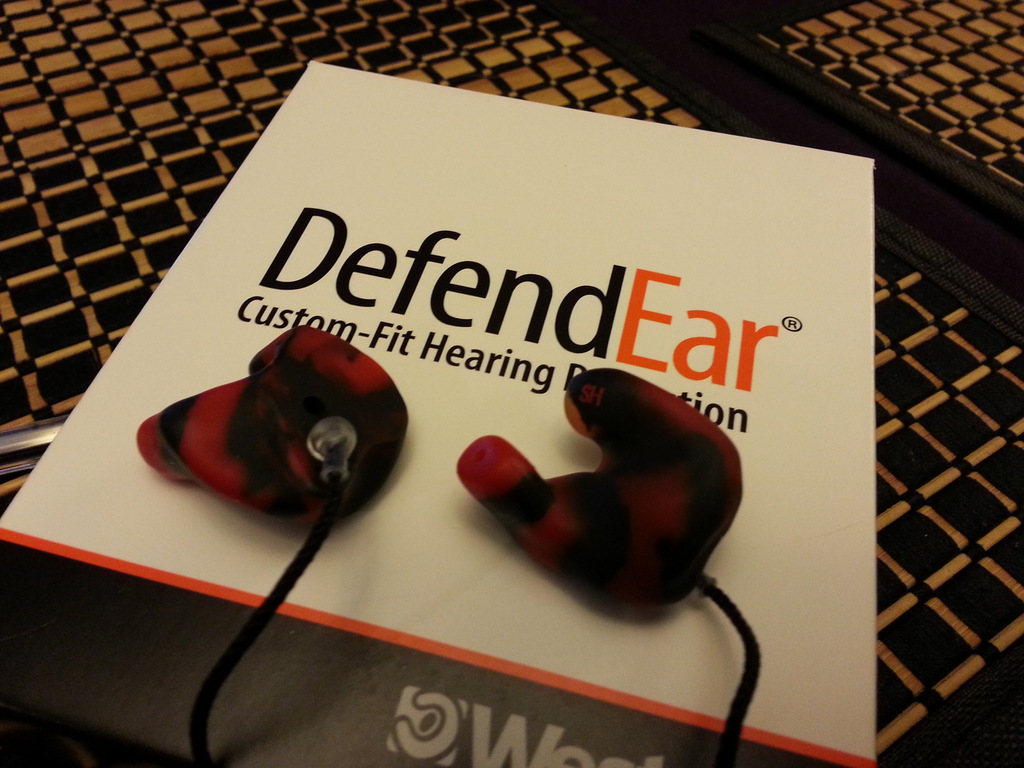Precision Ear Interview – Shooting hearing protection