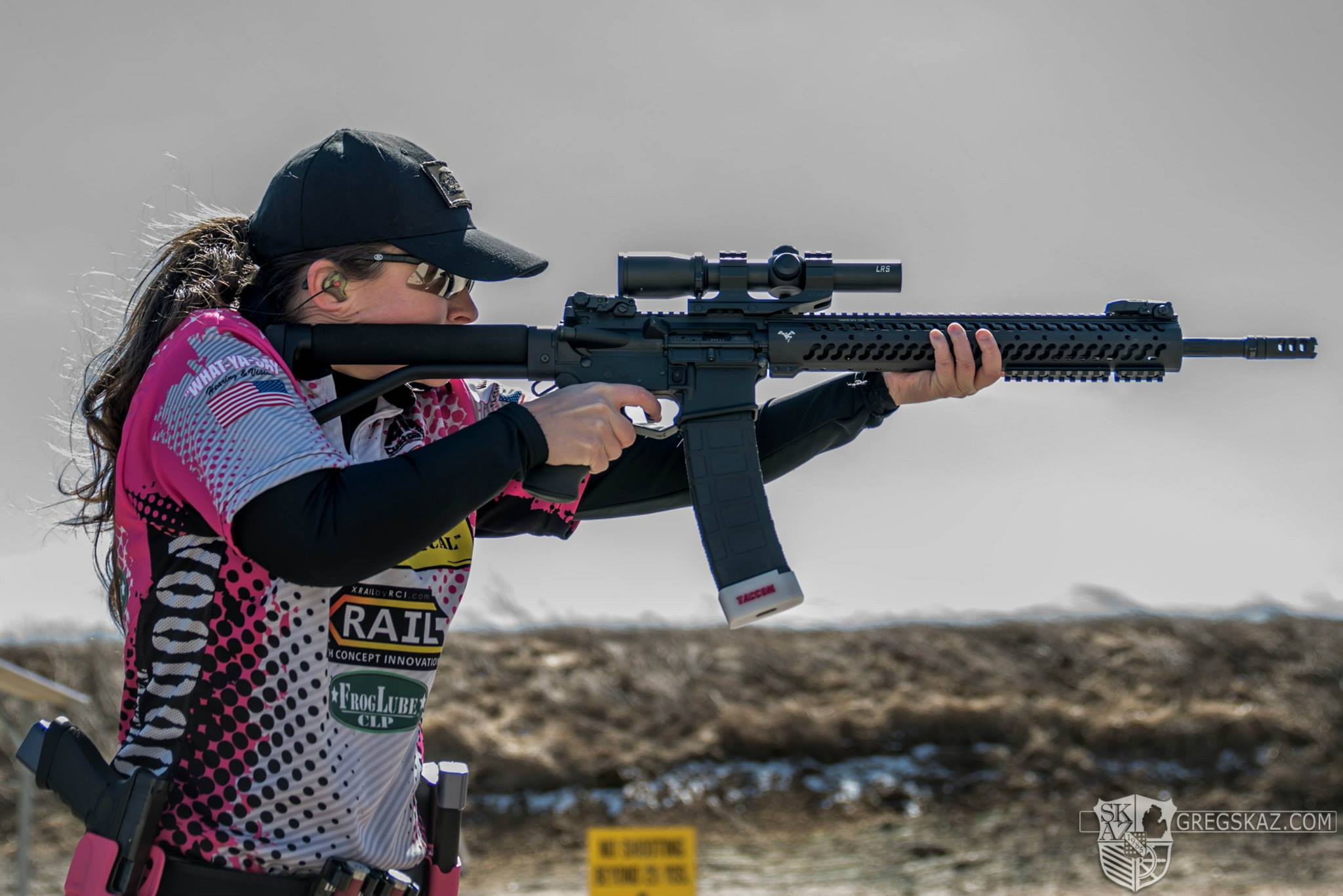 Kelli Sampsel – Sponsored Shooter Announcement