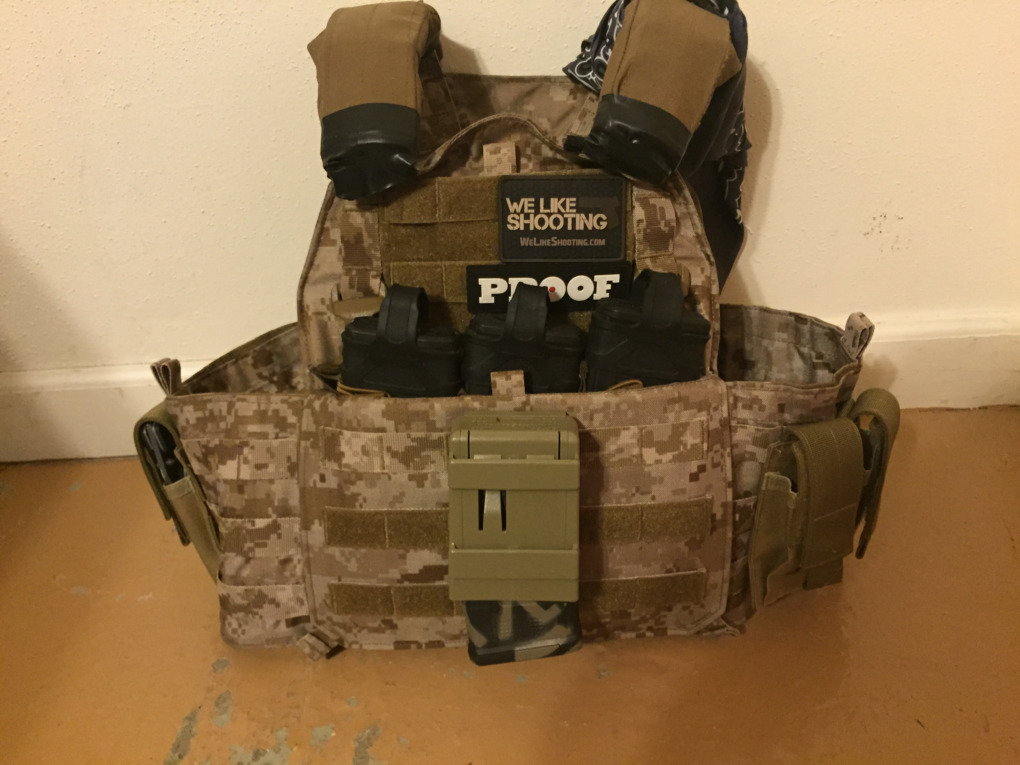 Limitless Gear's OPFOR MCR Features Limitless Applications