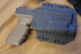 Talon Retention Systems Holsters