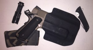 Talon Retention Systems Holsters - We Like Shooting