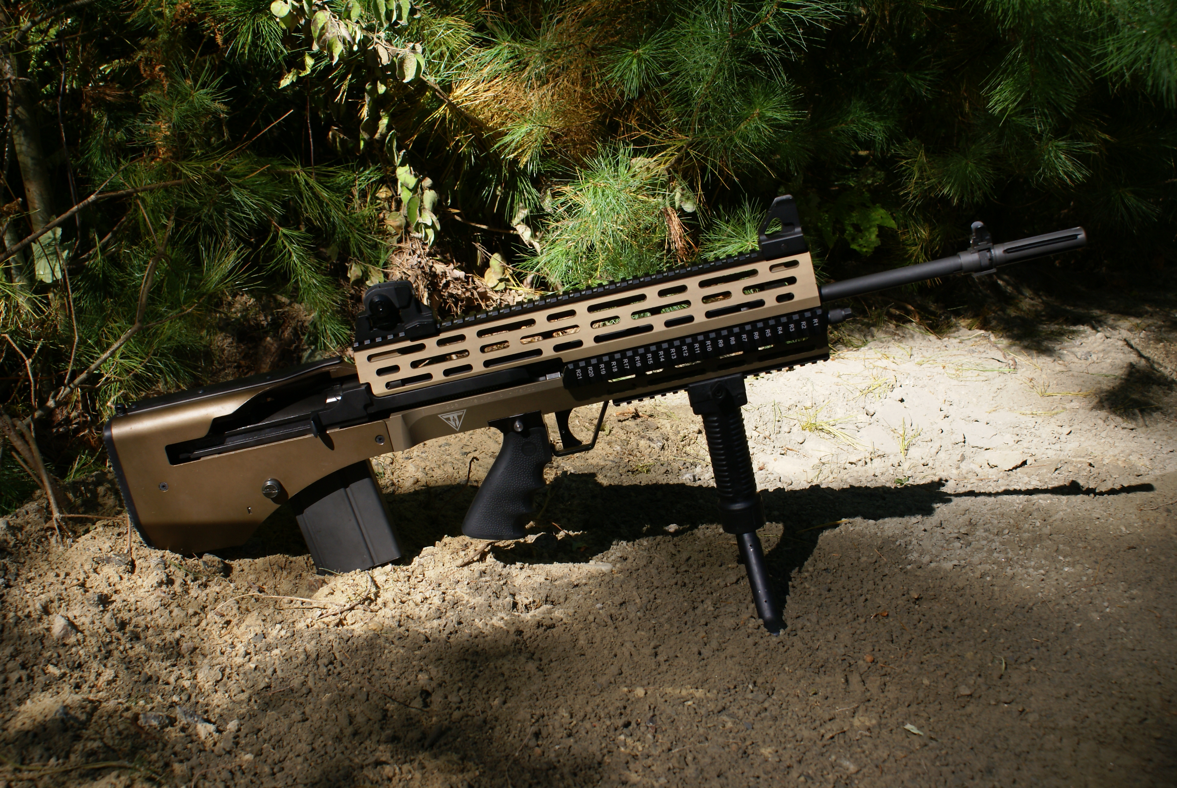 Juggernaut Tactical; M14 Rogue Chassis System