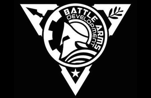 Shot Show 2016 – Battle Arms Development UV Cerakote