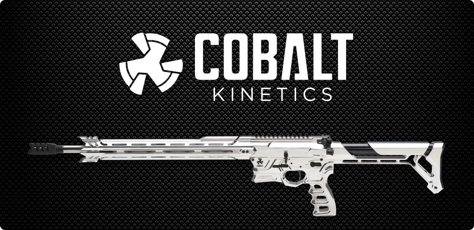 Shot Show 2016 – Cobalt Kinetics Space Guns