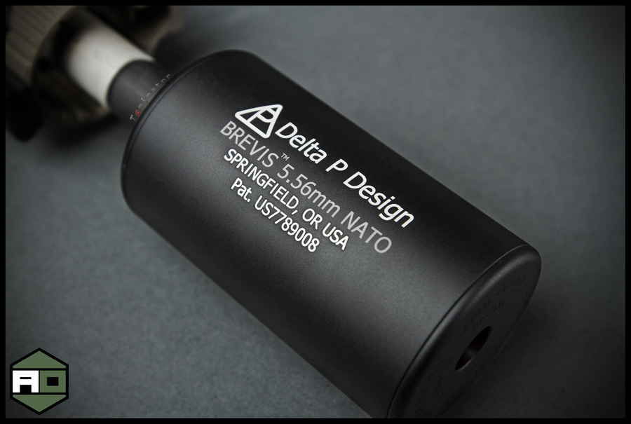 Shot Show 2016 – Delta P Design Suppressors