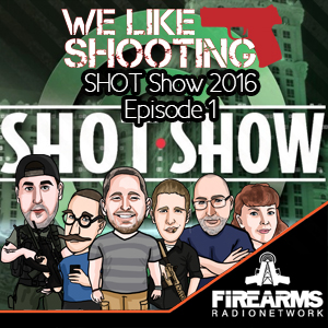 Episode WLS Shot Show 2016 episode 1