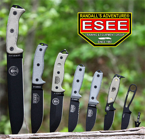 Shot Show 2016 – ESEE Knives