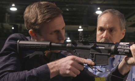 Guardian Reporter: Offered chance to clear the air about SHOT show ejection.