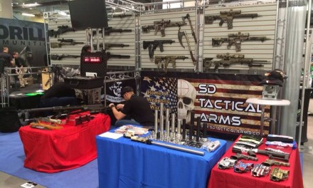 SD Tactical Arms – SHOT Show 2016