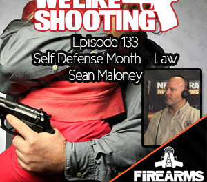 WLS 133 – Self Defense Month – Law