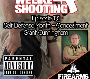 WLS 131 – Self Defense Month – Concealment