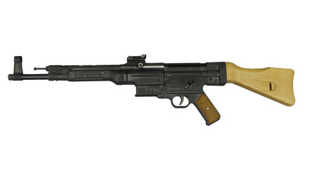 SHOT Show 2016 – Hill & Mac Gunworks Sturmgewehr