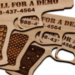 Shot Show 2016 – Epilog Laser Engraving, Cutting and Marking Systems
