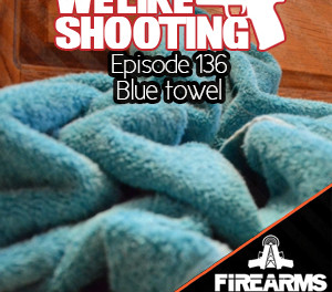 WLS 136 – Blue Towel