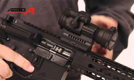 Shot Show 2016 – Atibal Sights