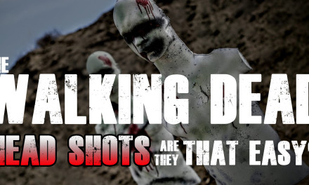Walking Dead headshots – Are they easy?