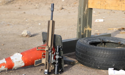 First look: Masterpiece Arms Defender 9mm Carbine