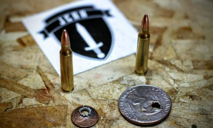 Shooting groups – JC Arms & Ammunition