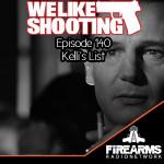 WLS 140 – Kelli's List