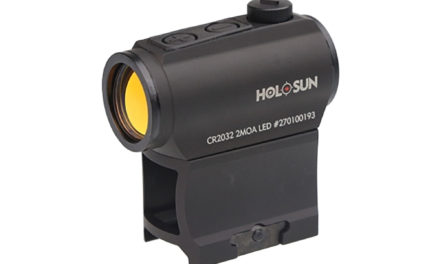 Holosun 2MOA Red Dot Review