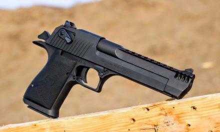 First Look: Desert Eagle .357 Magnum