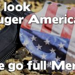 Clean: First Look: We go 'Merica with the Ruger American