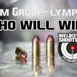 9mm Group-lympics: Group size testing