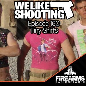 WLS 160 – Tiny Shirts