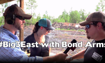 Talking bullpups with Bond Arms – #big3east