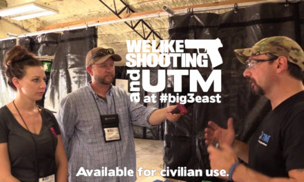 UTM Brings Sim Rounds to the masses – #big3east
