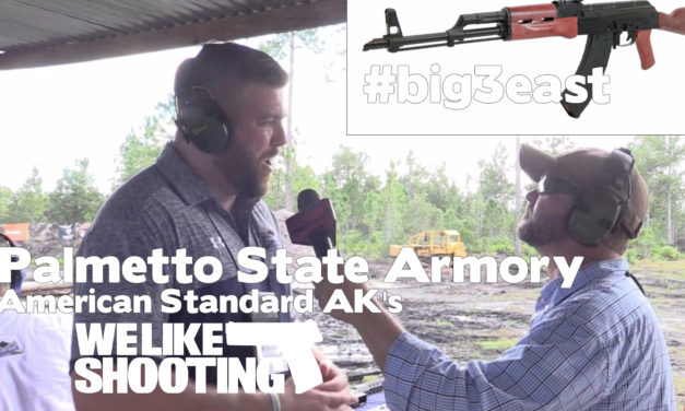 A new standard set for the AK from PSA? – #big3east