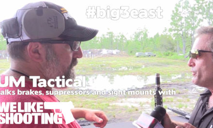 How have I missed UM Tactical for so long? – #big3east