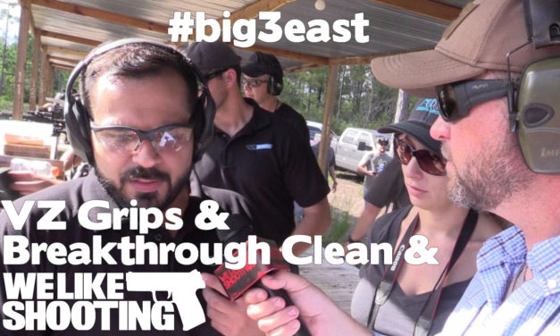 Two for one! VZ Grips and Breakthrough Clean – #big3east