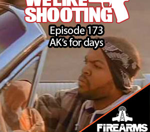 WLS 173 – AK's for days