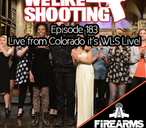 WLS 183 – Live from Colorado it's WLS Live!